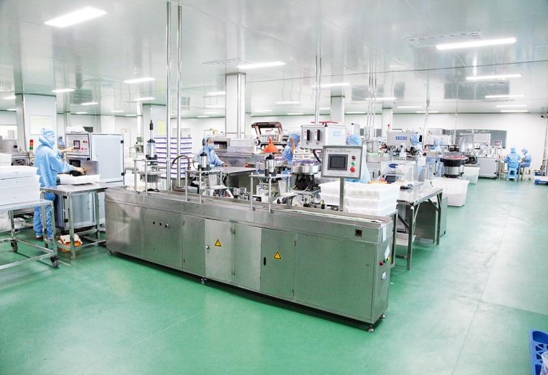 一次性使用负压采血容器生产