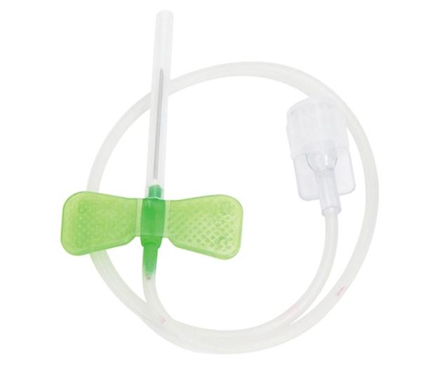 一次性使用静脉血样采集针(双翼 21G)